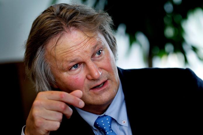Pier Eringa, topman van ProRail.