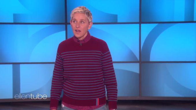 """""""Het is belangrijk om het luidop te zeggen en niet beschaamd te zijn"""" Ellen Degeneres zegt #MeToo"""