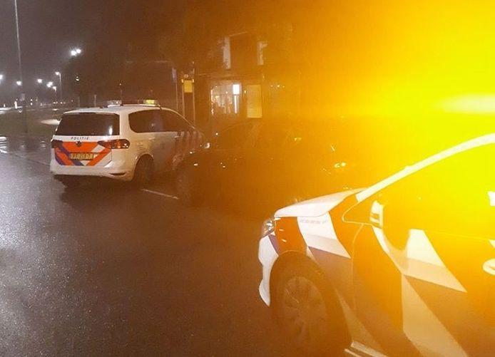 Politie grijpt auto-inbrekers na achtervolging in Barneveld