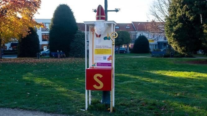 Sinterklaasbrievenbussen brengen tekeningen rechtstreeks tot bij de Sint