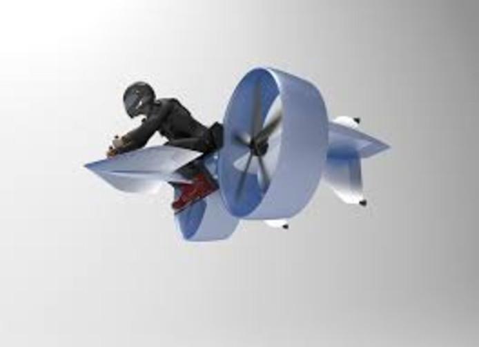 Eenpersoonsvliegtuig van Silverwing