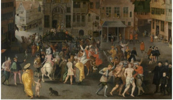 The Passion verbleekt bij de Middeleeuwse passiespelen