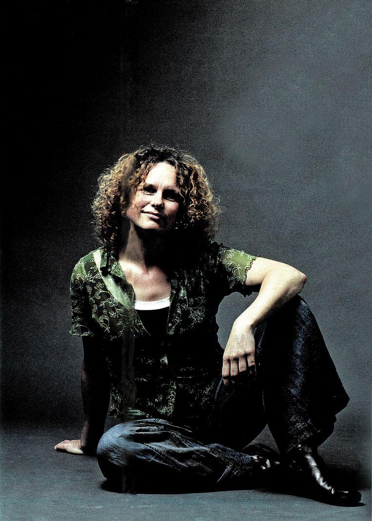 Mathilde in 2005 Beeld Marcel Molle