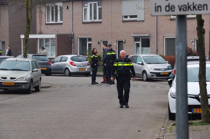 Op Den Bult in Eindhoven is een doodgeschoten man gevonden.