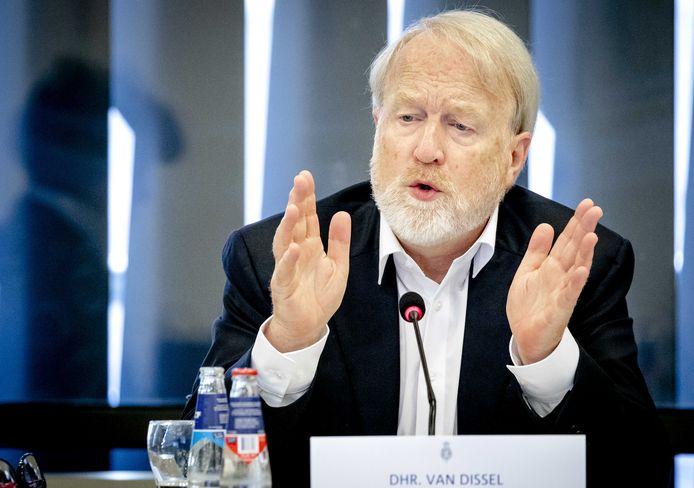 Jaap van Dissel, directeur van het Centrum Infectieziektebestrijding van het RIVM.