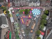 Over de kermis, dóór attracties: nieuwe 'trail run' in Tilburg
