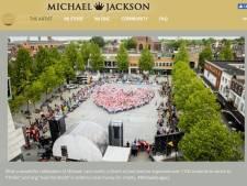 Nederlandse scholieren 'wereldberoemd' dankzij foto op Facebook Michael Jackson