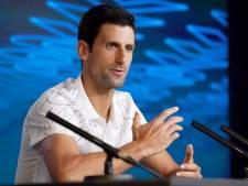 Djokovic bidt voor frisse lucht in Melbourne