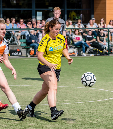 VIOS troeft Scheldevogels af, offday Juliana