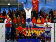 Moerasjov verrast alle favorieten op 500 meter