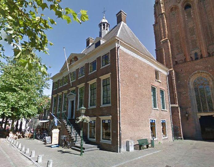 Uiteindelijk moet Museum Dorestad zijn plek vinden in het stadhuis van Wijk bij Duurstede.