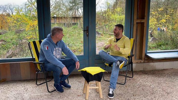 In de Les van Vites bespreken Lex Lammers en Bjorn Courbois de gang van zaken rondom de Arnhemse club. Deze keer vanuit Burgers' Zoo.