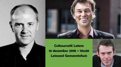 Cultuurcafé over Vlaamse televisie