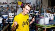 Aaron Blommaert (17): tieneridool bij Bobby, musicalzanger en kandidaat-Ketnetwrapper
