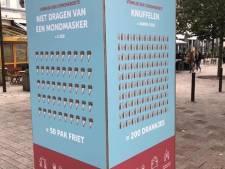 Brugge verwijdert pas voorgestelde corona-affiches alweer na honderden boze reacties