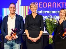 Senzer Awards 2019 voor SolarUnie uit Gemert en Fletcher Kloosterhotel Willibrordhaeghe in Deurne
