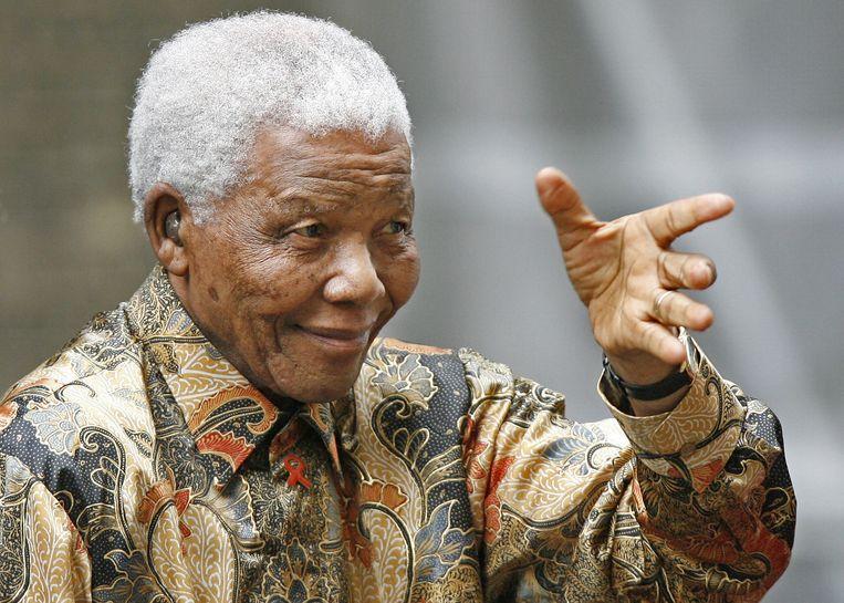 'Ik vind het zorgwekkend dat er op dit moment geen enkele leider van dat kaliber is, waar ook ter wereld.' Beeld null