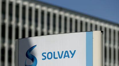 Recordwinstmarge voor Solvay in 2016