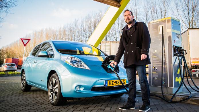 De Stress Van De Elektrische Auto Haal Ik De Laadpaal Auto Ad Nl