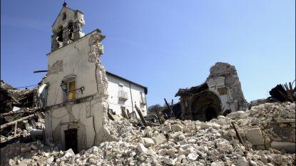 President van Italië dringt tien jaar na aardbeving aan op heropbouw L'Aquila