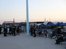 Vechtpartij op Scheveningse Strandweg