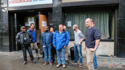 Gebouw van Samusocial voor daklozenopvang heeft geen vergunning