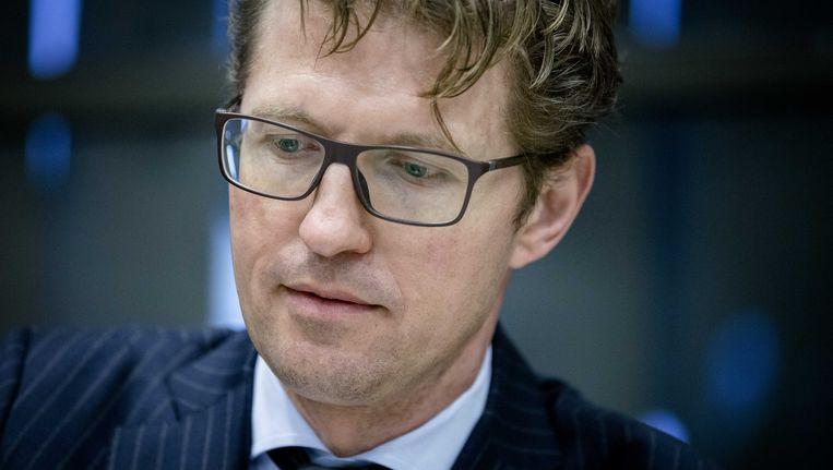 Staatssecretaris Sander Dekker (onderwijs). Beeld ANP