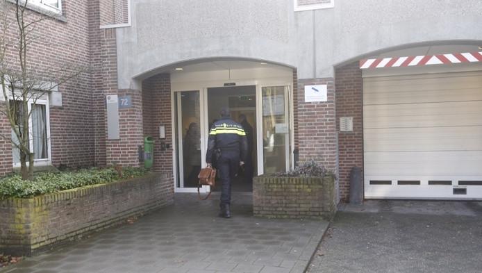 De Woenselse Poort.Politie Tbs Ers Eindhoven Pleegden Zelfmoord Binnenland Ad Nl