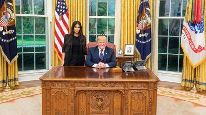 Kim Kardashian zet zich opnieuw in voor gevangene