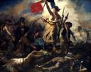 La Liberté guidant le peuple, 1830, olieverf op doek, 260 x 325 cm, Louvre, Parijs