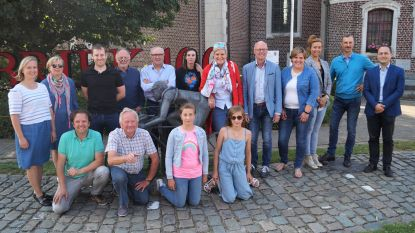 Stad Tielt en KOERS Roeselare lanceren nieuwe Briek Schotte-fietsroute