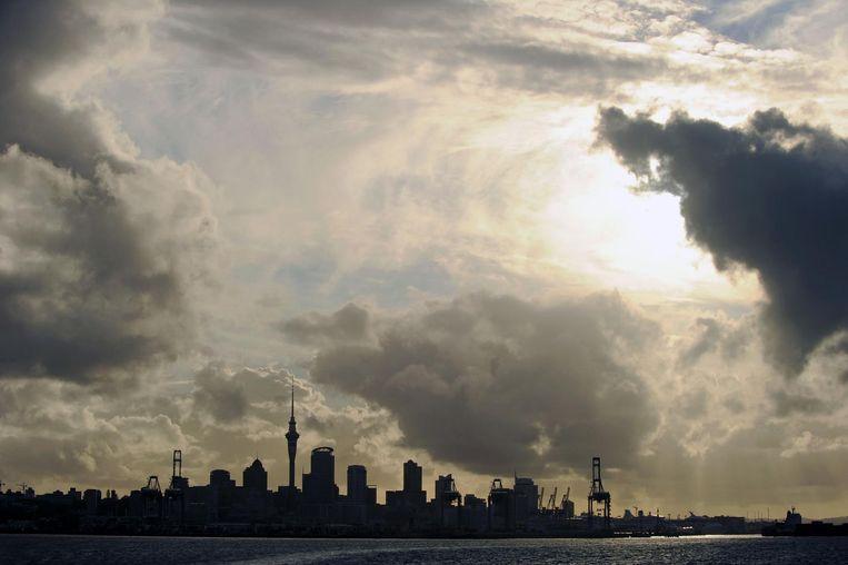 Auckland op 3. Beeld ANP