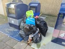 'Afvalpolitie' moet huisvuildumpers in Nissewaard opsporen voor stevige prent