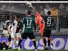 Buffon (41) kan het nog steeds: 'supersave' van Juve-veteraan