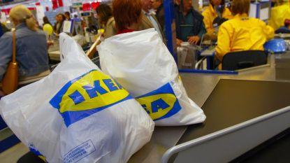 Vader en dochter urenlang opgesloten na vergissing aan zelfscankassa Ikea