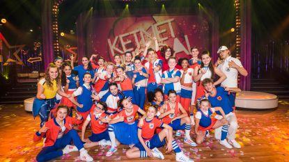 Opnieuw extra shows voor nieuwe  Ketnet Musical 'Team U.P.!'