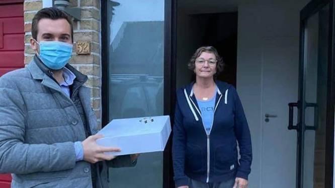 Vrijwilligers ontmoetingscentra krijgen ontbijt aan huis als dank voor hun inzet