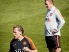 Ruud Vormer bij Oranje: Ik kom hier niet voor joker