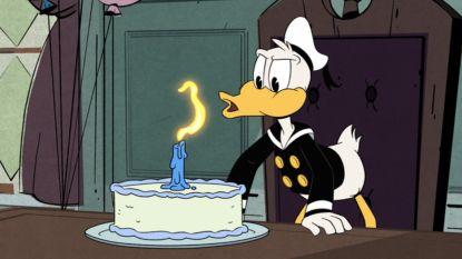 Donald Duck wordt 85 jaar, en viert dat met een nieuw seizoen van 'Ducktales' op Disney Channel