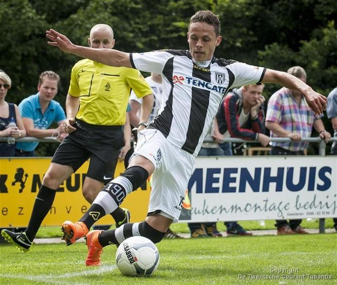 Navratil maakte de eerste eredivisiegoal voor Heracles dit seizoen