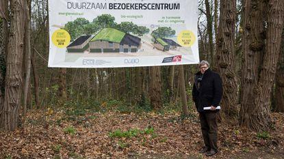 Nieuw onthaalcentrum Nieuwenhoven wordt energieneutraal