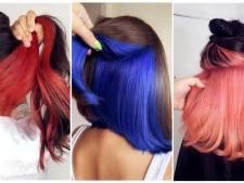 """""""Undercover colour"""", la coloration la plus étonnante de cet automne"""