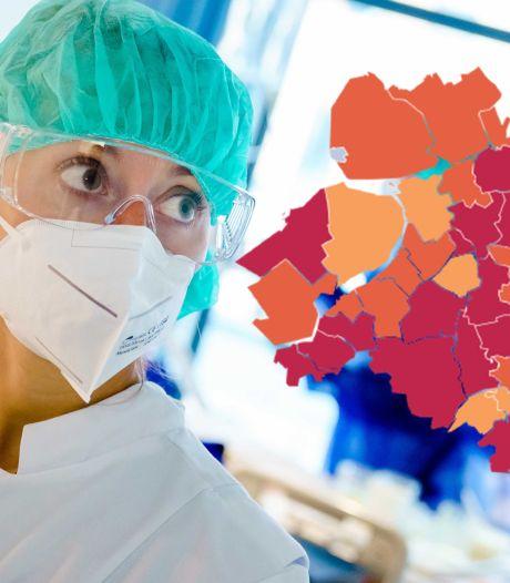 KAART | Zorgwekkende stijging Dalfsen, niet eerder zoveel besmettingen in Epe en Lelystad
