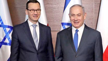 Top Israël afgeblazen na rel over rol van Polen in Tweede Wereldoorlog