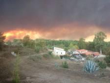 Benefiet voor koppel dat vakantiehuis verloor in bosbrand