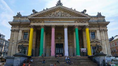 """Renovatie Brusselse Beurs kost bijna 35 miljoen euro: """"Die rekening blijft maar stijgen"""""""