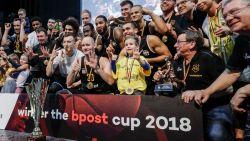 Oostende blijft ook in de beker heersen, Bergen dwingt titelverdediger wel tot verlengingen