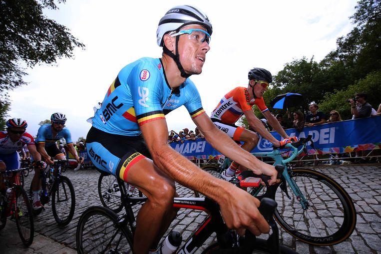 Philippe Gilbert was al tweemaal de beste in de Ronde van Lombardije.