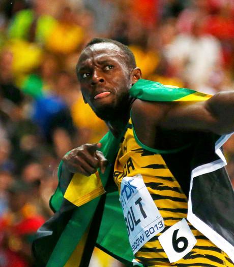 Bolt: Ik ben goed genoeg voor Jamaicaanse voetbalploeg
