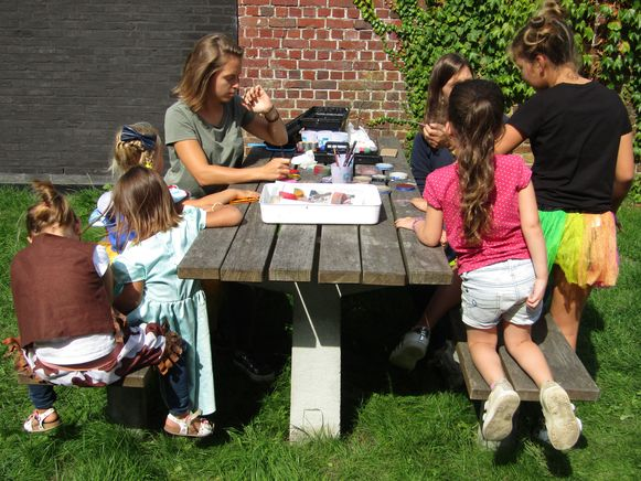 Speelpleinwerking 't Ravottertje in Vleteren zoekt vrijwilligers en animatoren.
